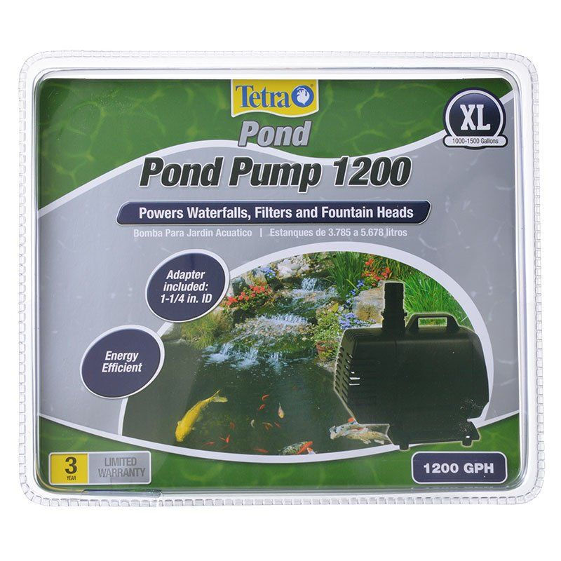 Tetra pond tetra pond water garden pump water pumps Fish pond water pumps