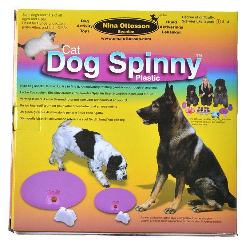 Dog Spinny Toy