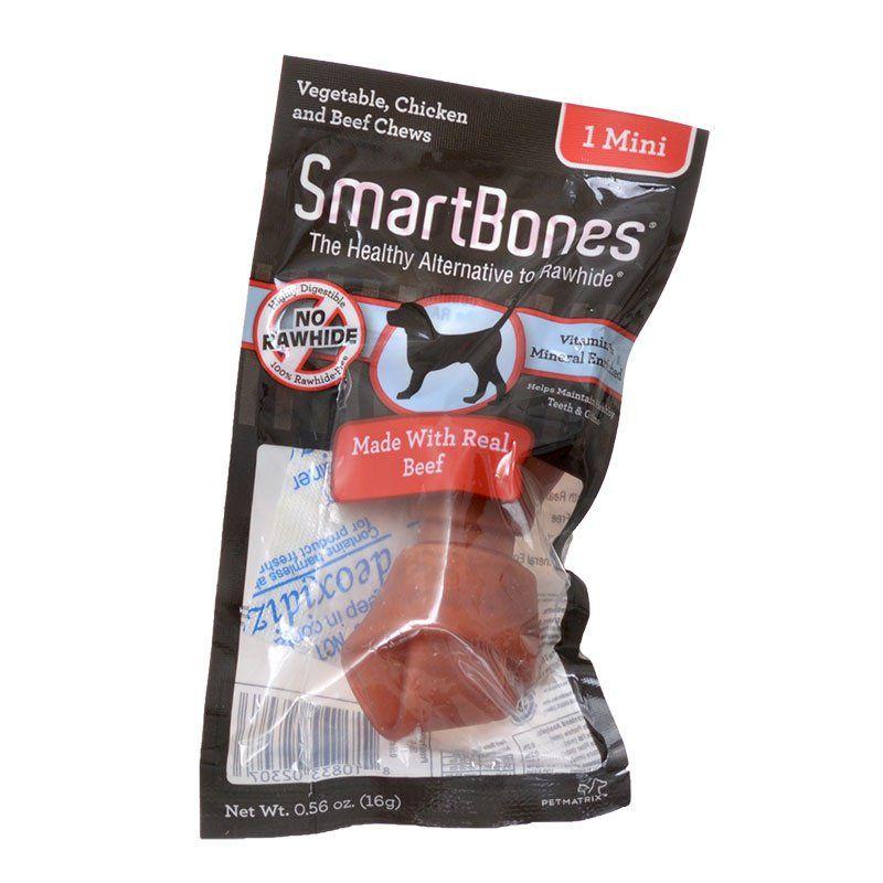 Smartbones Smartbones Beef Amp Vegetable Dog Chews Treats