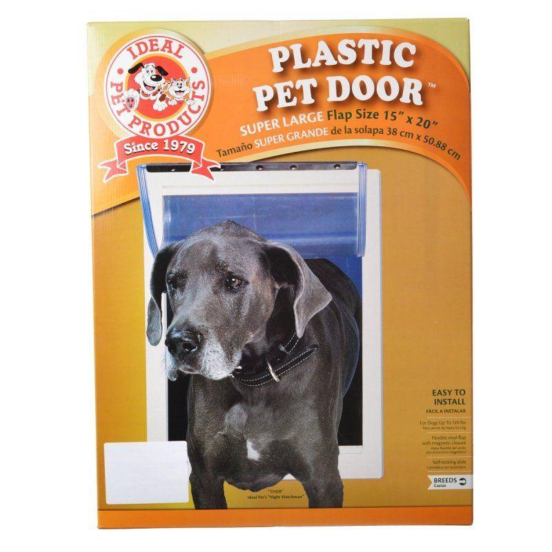 Perfect Pet Products Perfect Pet Plastic Pet Door Doors Panels