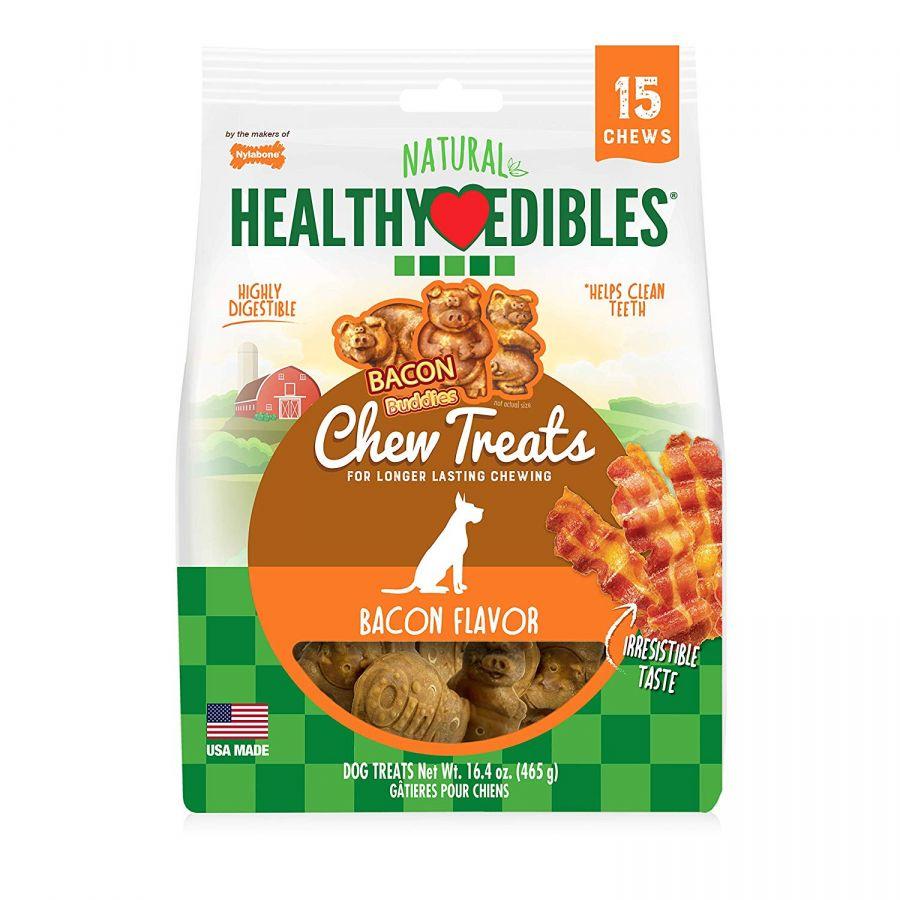 Healthy Edibles Natural Dog Chews Reviews