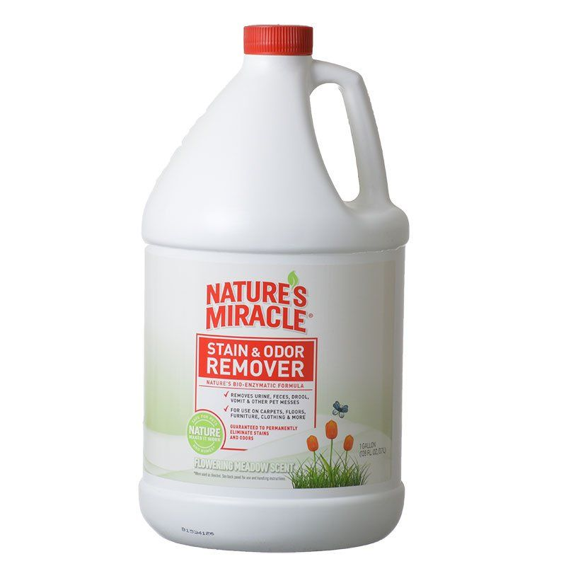 Nature S Miracle Just For Cats Stain Odor Remover