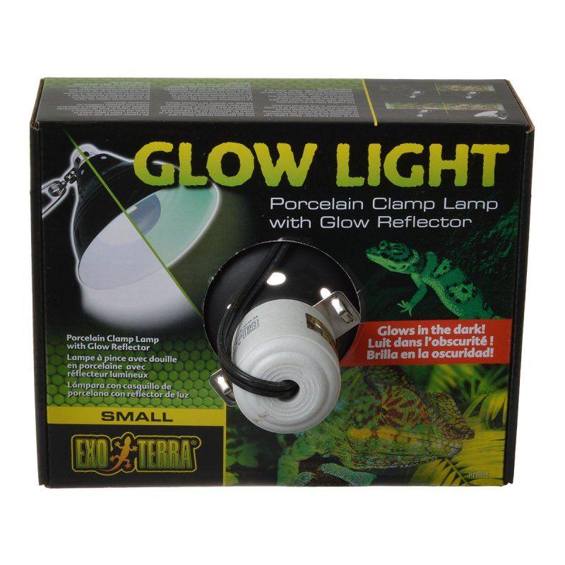 Exo Terra Exo Terra Glow Light Porcelain Clamp Lamp
