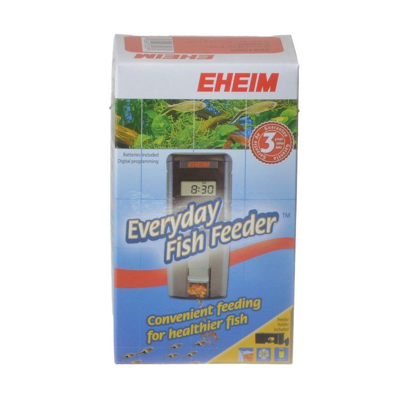 Eheim eheim everyday fish feeder feeders auto other for Weekend fish feeder