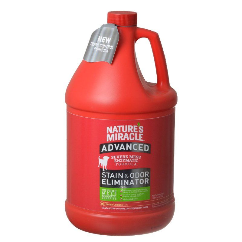 Nature S Miracle Advanced Stain Odor Eliminator