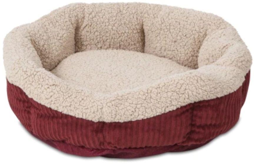 Aspen Pet Aspen Pet Self Warming Pet Bed Spice Amp Cream