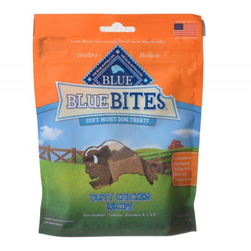 Blue Buffalo Blue Buffalo Blue Bites Soft-Moist Dog Treats ...