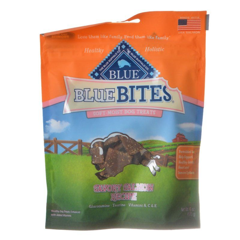Blue Bites Dog Treats Review