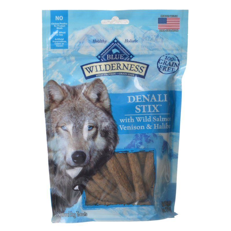 Blue Wilderness Dog Treats Review