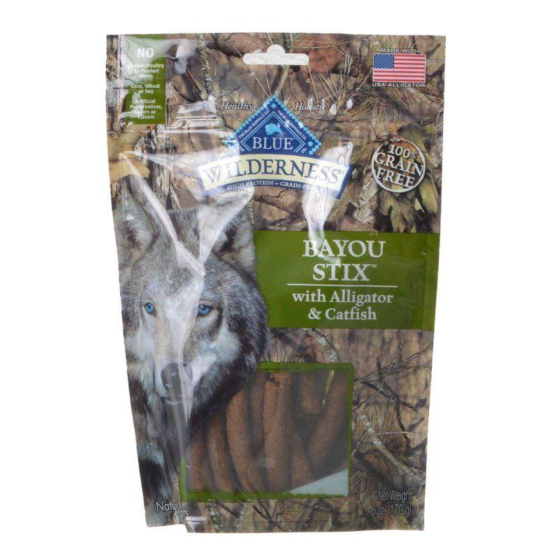 Blue Buffalo Blue Buffalo Wilderness Bayou Stix Dog Treats