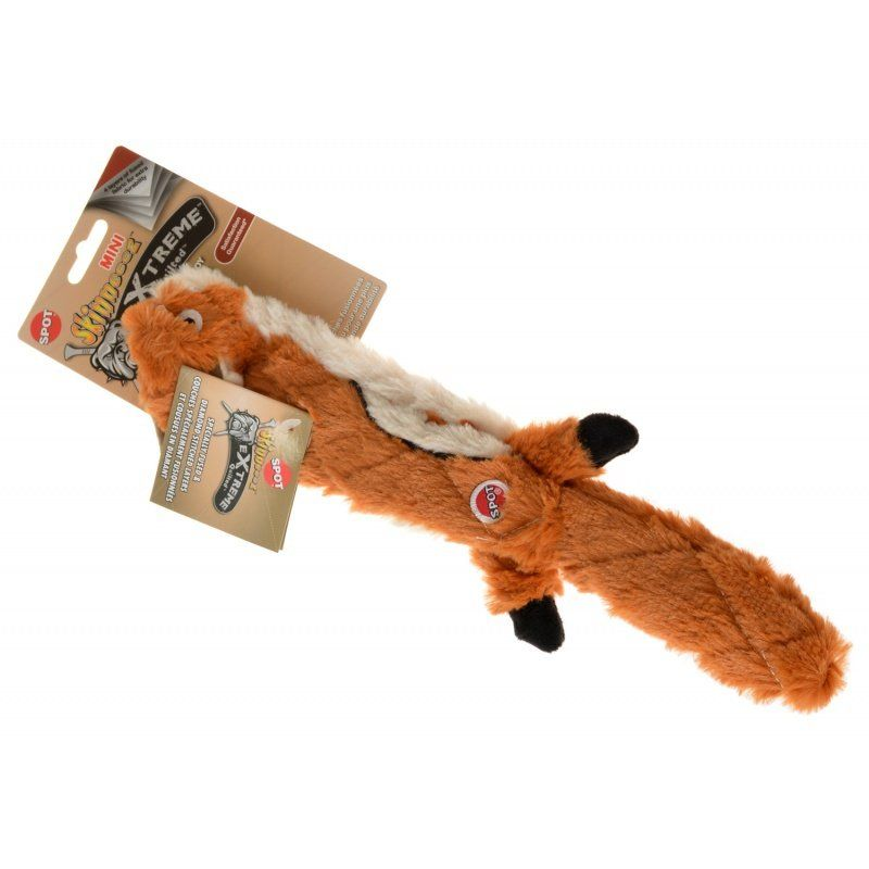 Spot Spot Skinneeez Extreme Quilted Chipmunk Toy Mini