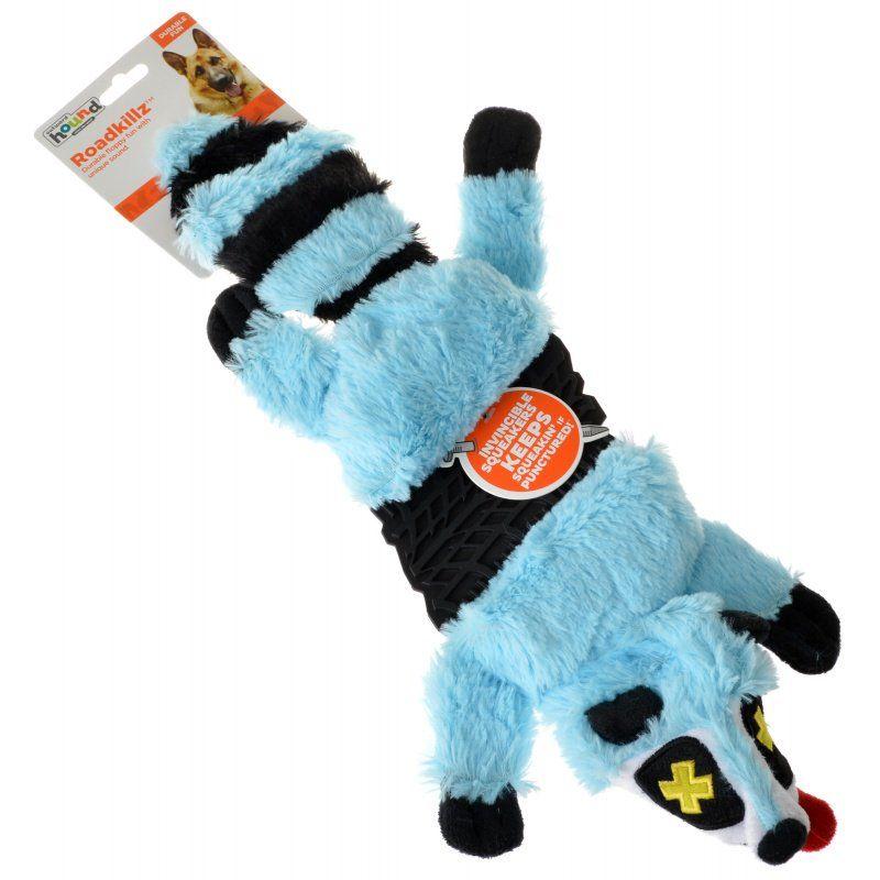 Plush Raccoon Dog Toy