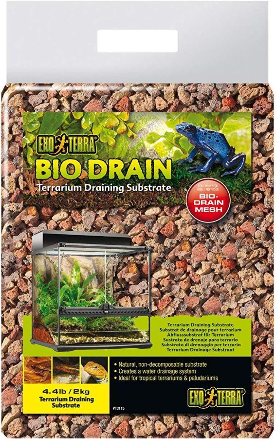 Exo Terra Exo Terra Biodrain Terrarium Draining Substrate