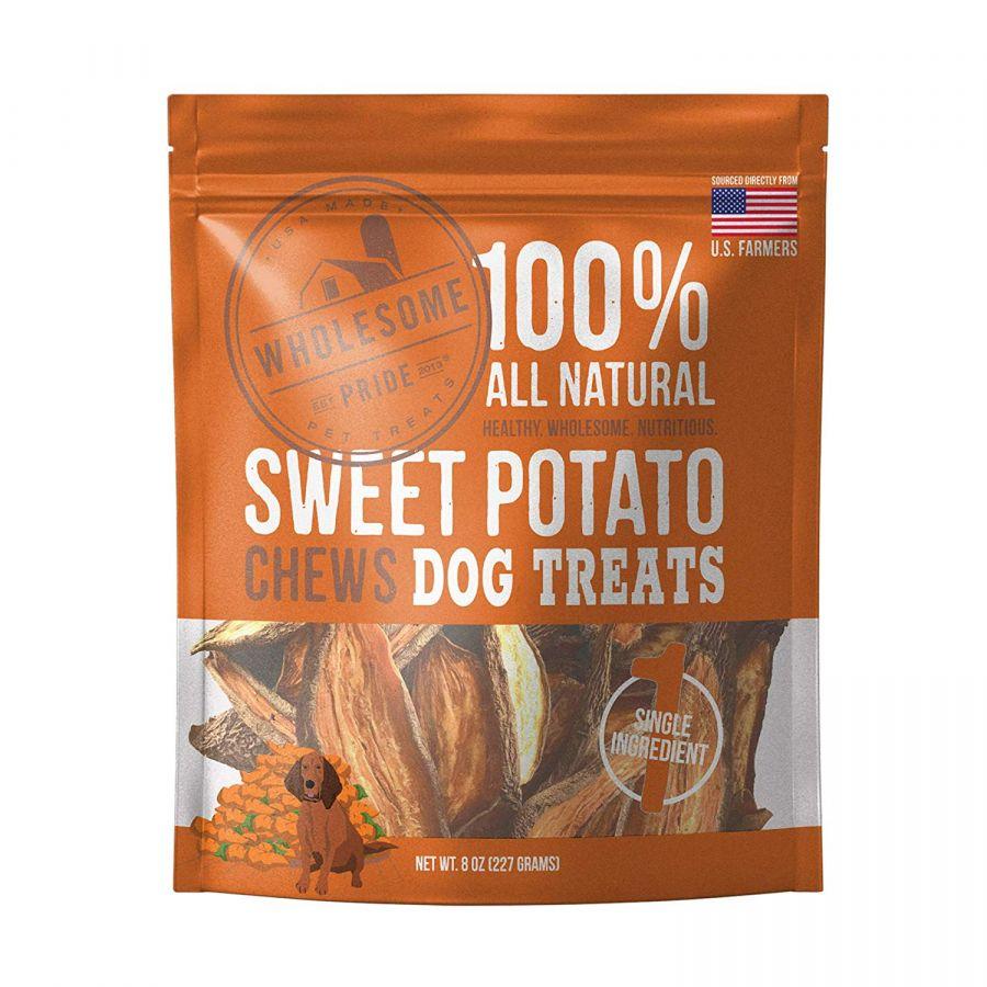 Wholesome Pride Wholesome Pride Sweet Potato Chews Dog