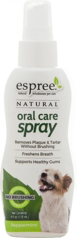 Espree Espree Oral Care Spray Peppermint Flavor Dental