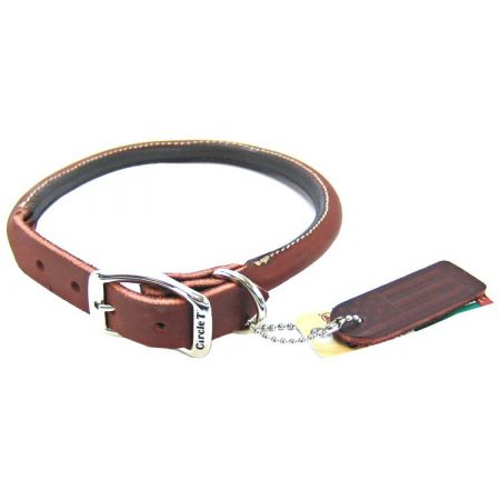 Circle T Latigo Leather Round Collar alternate view 5