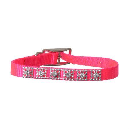 Coastal Pet Coastal Pet Jewel Nylon Collar - Neon Pink