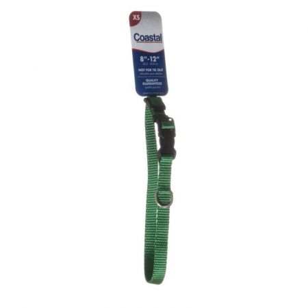 Tuff Collar Tuff Collar Nylon Adjustable Collar - Hunter Green