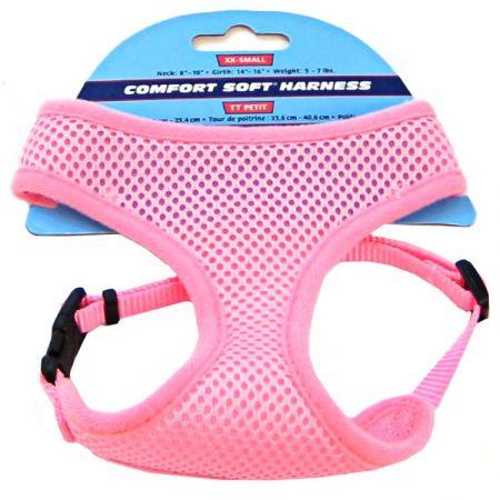 Coastal Pet Coastal Pet Comfort Soft Adjustable Harness - Pink