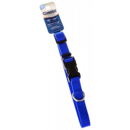 Tuff Collar Tuff Collar Nylon Adjustable Collar - Blue