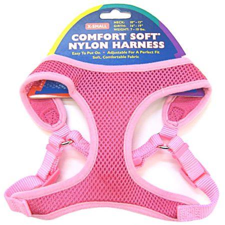 Coastal Pet Coastal Pet Comfort Soft Adjustable Harness - Bright Pink