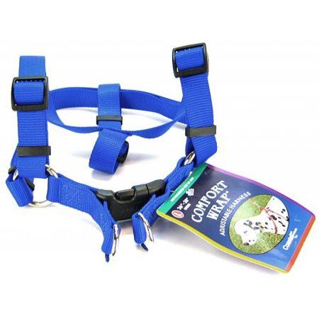 Tuff Collar Tuff Collar Comfort Wrap Nylon Adjustable Harness - Blue