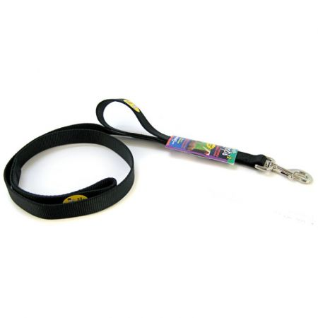 Coastal Pet Coastal Pet Nylon Lead With Handle - Black