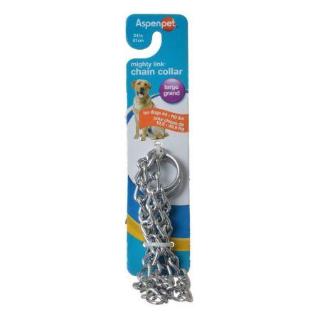 Aspen Pet Choke Chain - Heavy