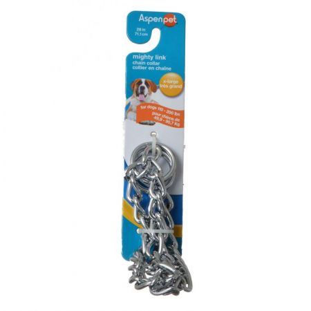 Aspen Pet Choke Chain - X-Heavy