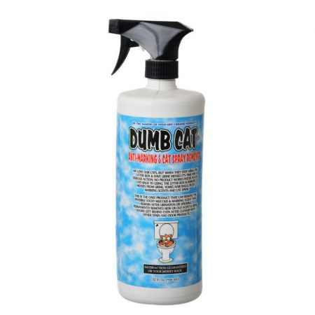Poop-Off Poop-Off Dumb Cat Anti-Marking & Cat Spray Remover