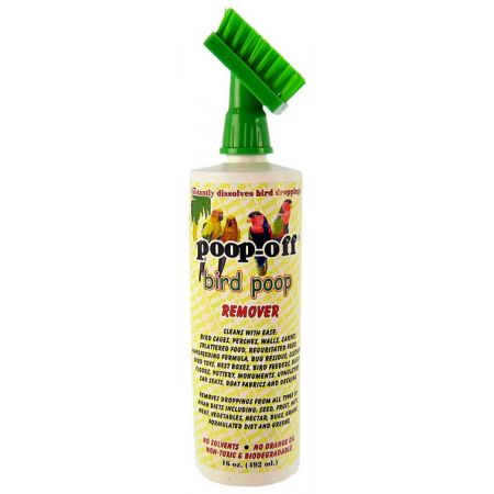 Poop-Off Bird Poop Remover With Brush alternate view 1