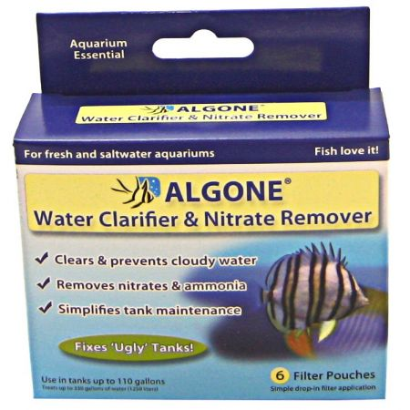Algone Algone Water Clarifier & Nitrate Remover