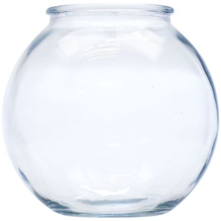 Anchor hocking anchor hocking rounded fish bowl bowls glass for 2 gallon fish bowl