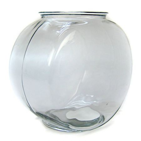 Anchor Hocking Classic Drum Style Fish Bowl alternate view 3
