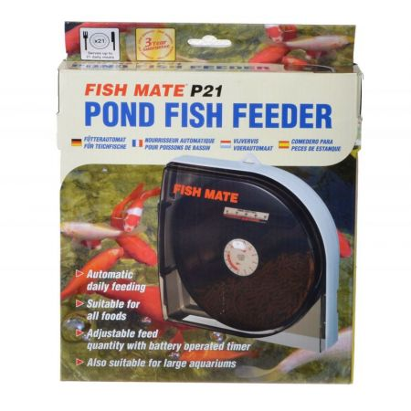 Fish Mate Fish Mate Pond Fish Feeder P21