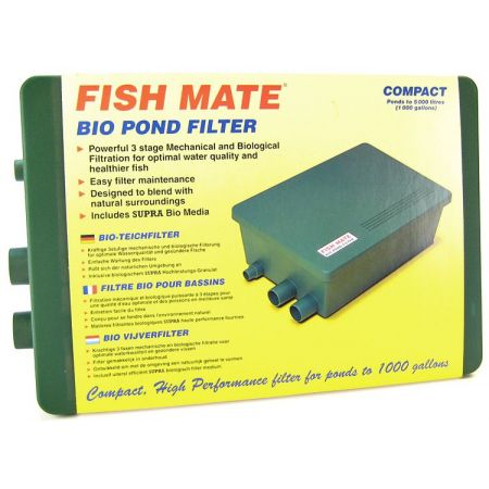 Fish Mate Fish Mate Compact bio Pond Filter