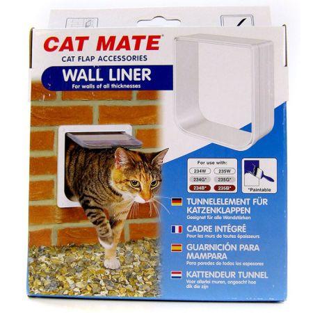 """Cat Mate Cat Mate 2"""" Wall Liner"""