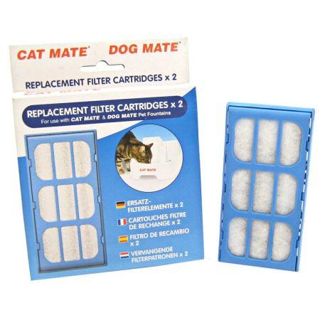 Cat Mate Cat Mate Replacement Filter Cartridge for Pet Fountain