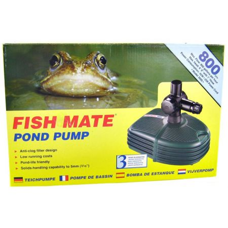 Fish Mate Fish Mate Submersible Pond Pump