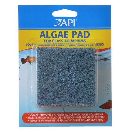 API API Doc Wellfish's Hand Held Algae Pad for Glass Aquariums