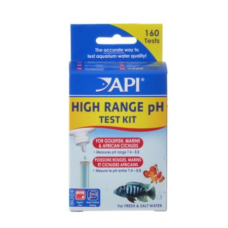API pH High Range Test Kit FW & SW