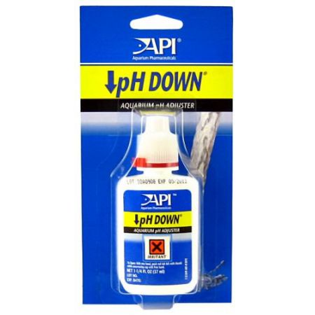 API API pH Down Aquarium pH Adjuster