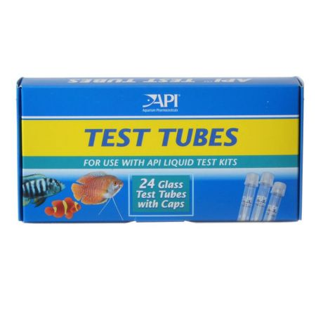 API API Replacement Test Tubes