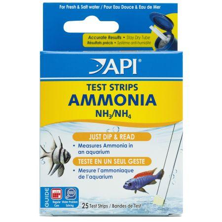 API API Ammonia Test Strips