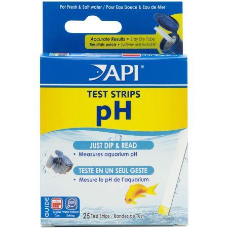 API API pH Test Strips