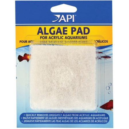 API API Doc Wellfish's Hand Held Algae Pad for Acrylic Aquariums
