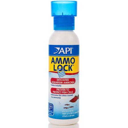 API Ammo Lock Ammonia Detoxifier for Aquariums