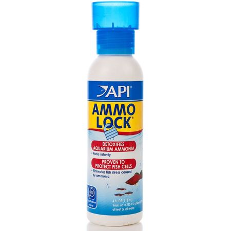 API API Ammo Lock Ammonia Detoxifier for Aquariums