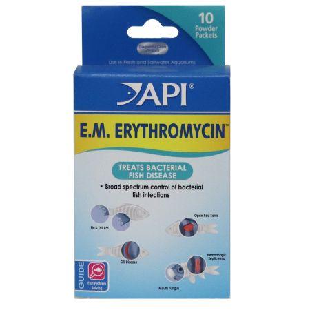 API API E.M. Erythromycin Powder