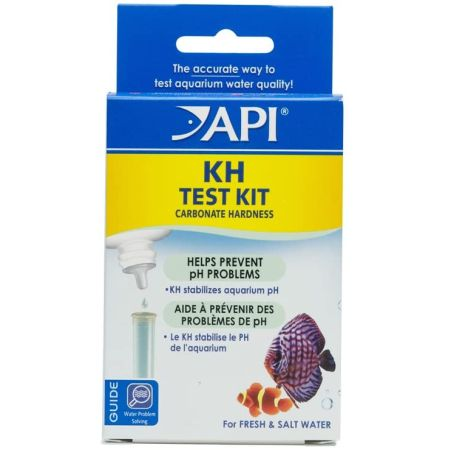 API API Carbonate Test Kit - Fresh & Saltwater
